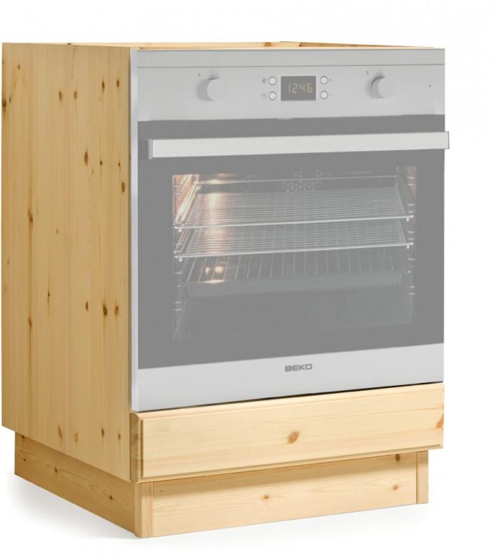 Base cucina Anta VERONA, Base forno 60 c/frontalino, Arredamenti Rustici