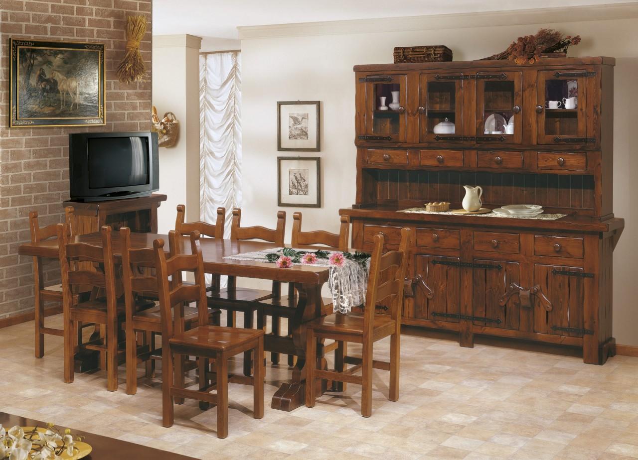 Arredamenti soggiorno rustici arredamenti rustici - Idea casa arredamenti ...