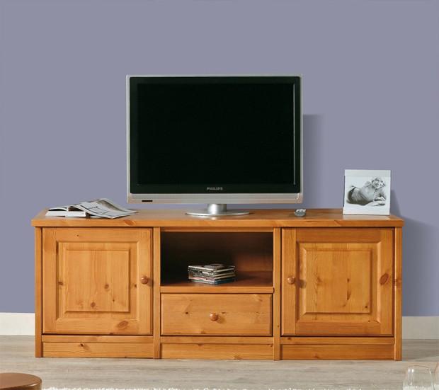 Soggiorni in pino porta tv 2p arredamenti rustici for Arredamenti rustici in pino