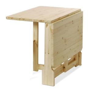 Tavoli in pino tavolo a ribalta arredamenti rustici for Tavoli amazon