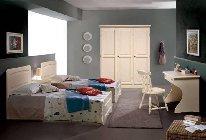 Camera Da Letto Rustica Moderna : Camere da letto in pino camera canazei lineare arredamenti rustici