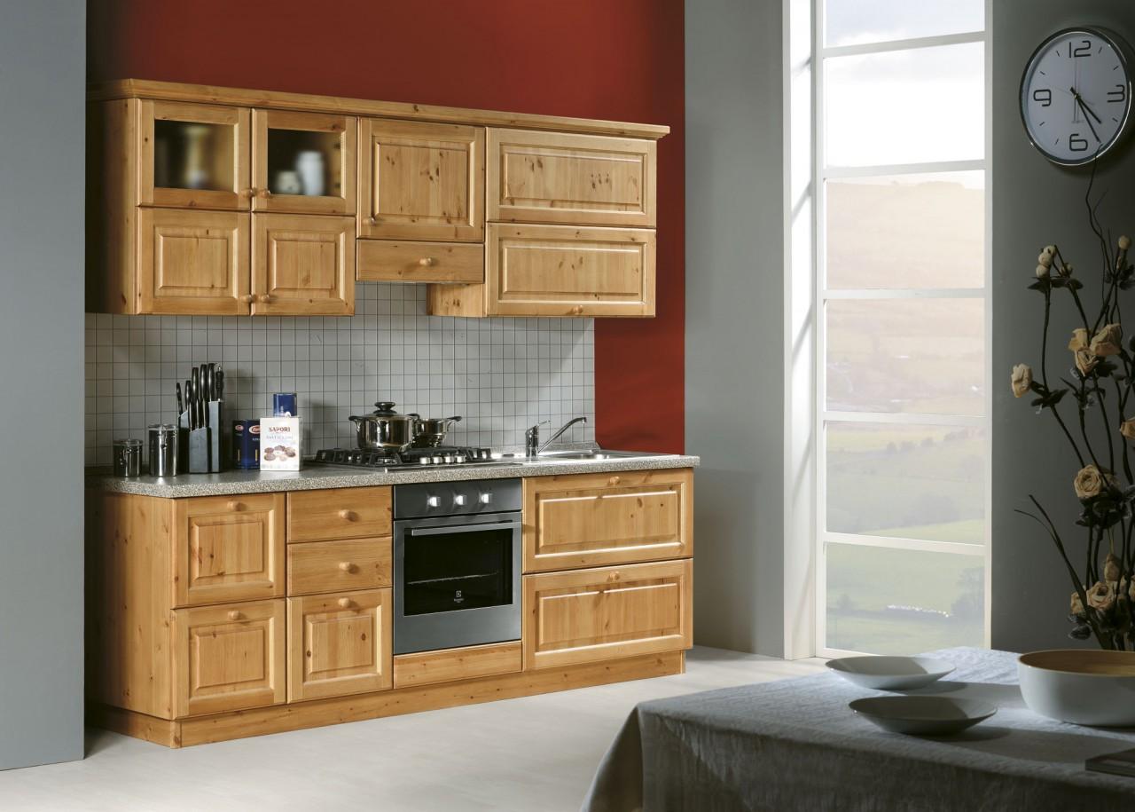 Mobili Rustici Cucina : Cucine rustica cucina rustica l 240 arredamenti rustici