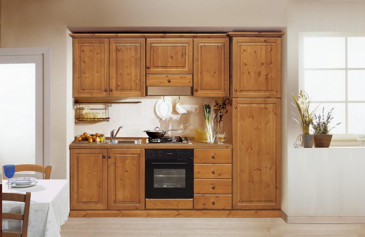 foto composizione cucina da 255