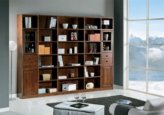 Le librerie divisorie un mobile a due facce dai molteplici usi