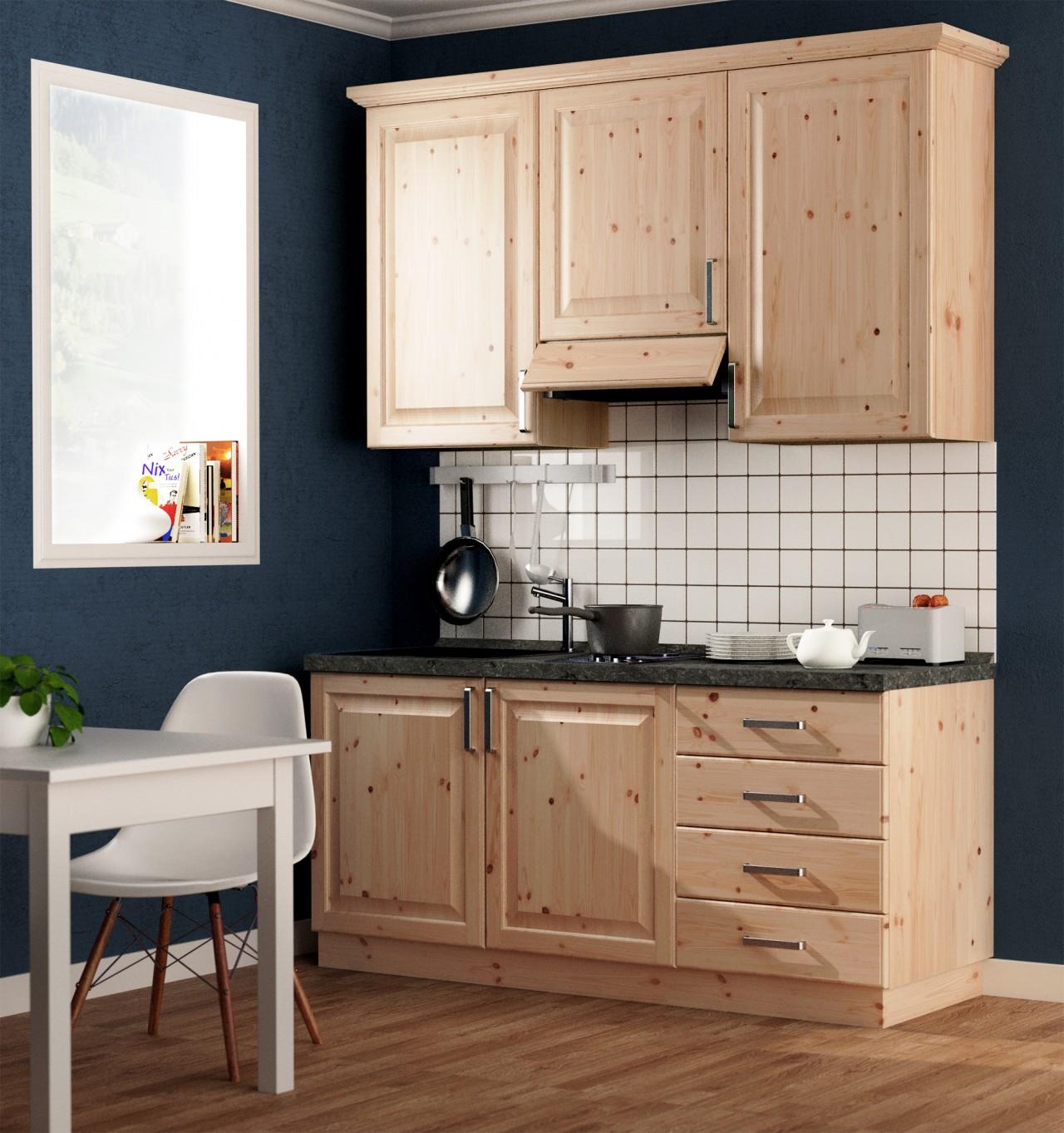 Cucine rustiche, Cucina rustica L180, Arredamenti Rustici