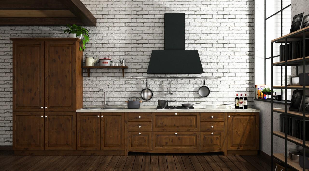Cucine rustica, Cucina Anta Verona, Arredamenti Rustici