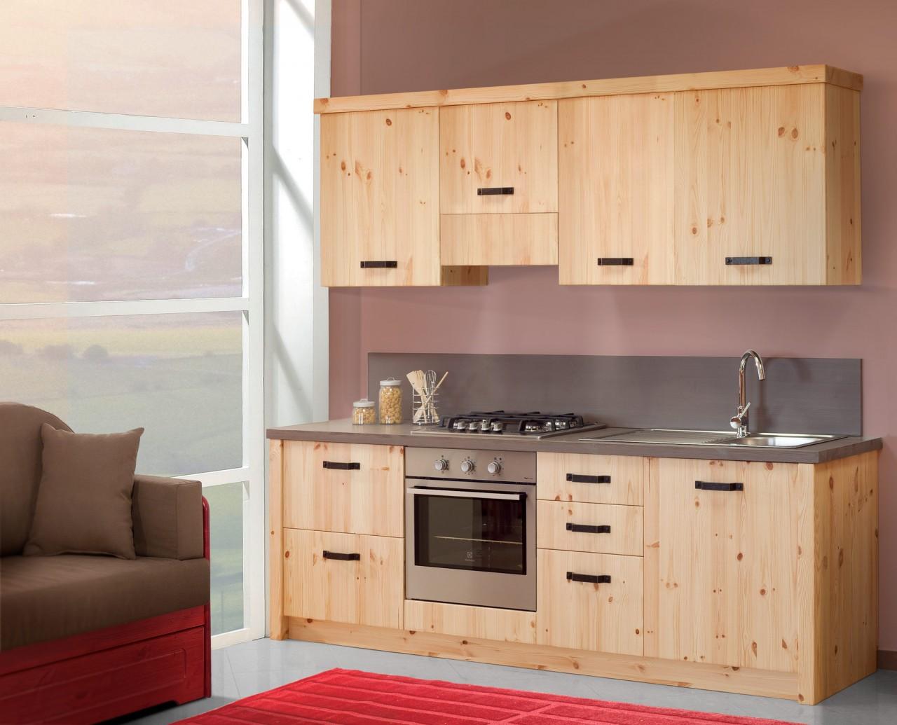 Mobili Rustici Cucina : Cucine rustica cucina milano classica arredamenti rustici