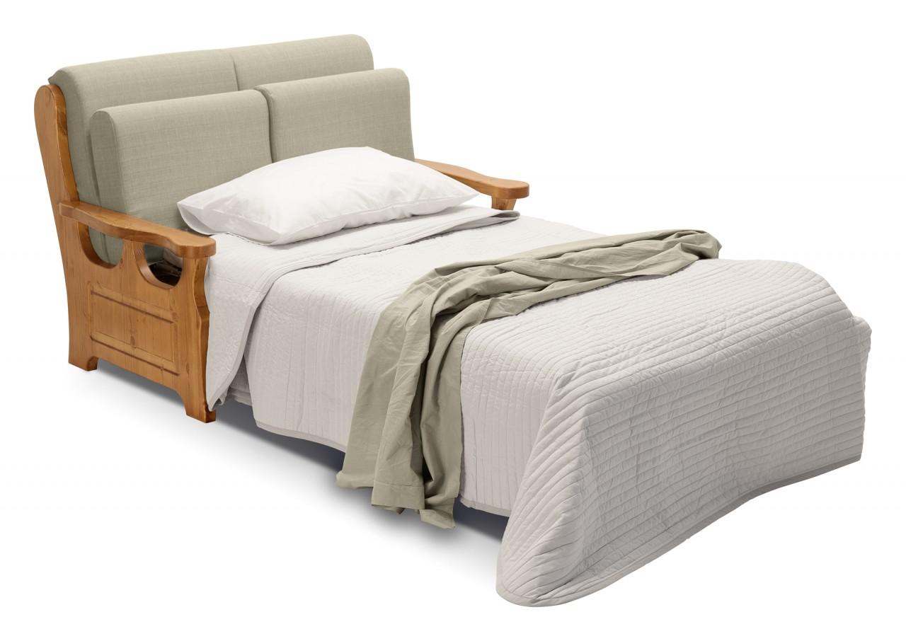 Divano Rustico Due Posti : Divani rustici divano champoluc posti letto arredamenti rustici