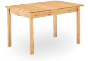 Tavoli in pino tavolo da 120x80 g quadre arredamenti rustici for Tavolo 120x80